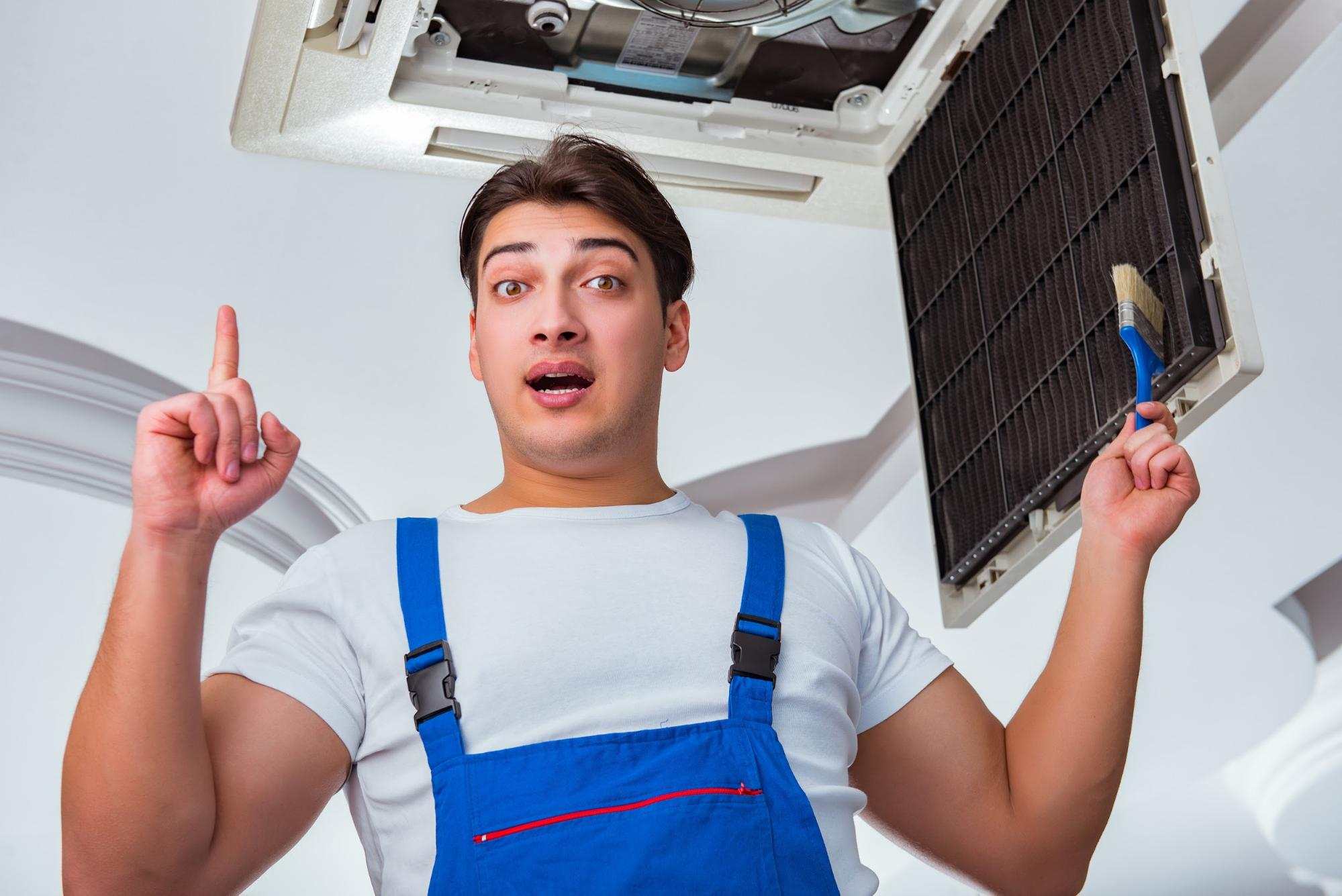 Don't even think about it – hire out your AC installation if you don't have time to read an owner's manual